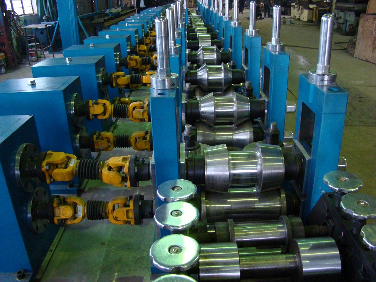 焊管机组制造